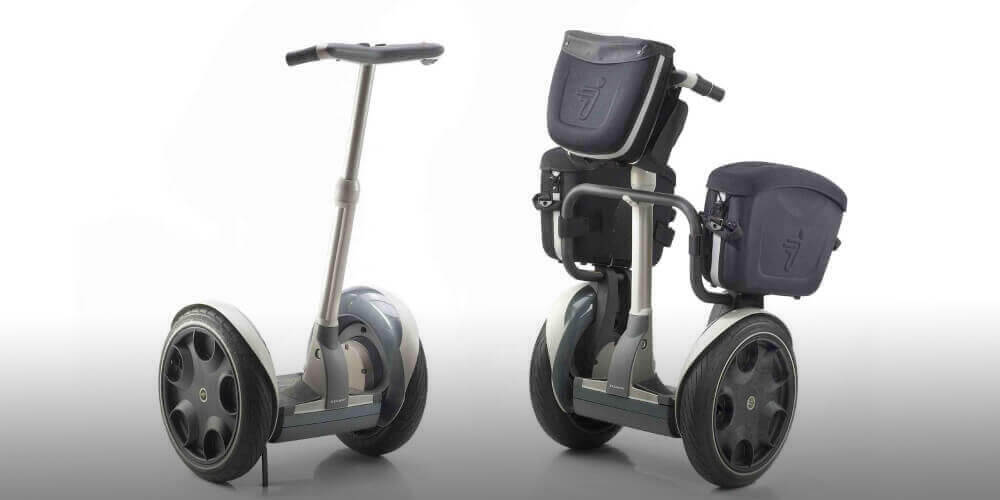 2002 SEGWAY PTS GO ON SALE