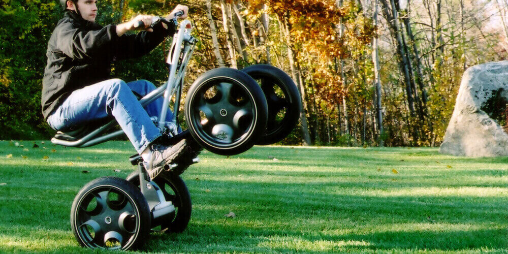 2004 FOUR-WHEEL ATV IS LAUNCHED